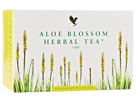 Aloe Herbal Blossom Tea Forever Living